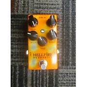 Weehbo Hellfire Overdrive Effect Pedal