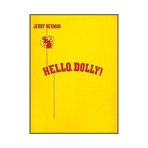 Hal Leonard Hello, Dolly! Vocal Score-thumbnail