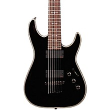 Hellraiser C-7 7-String Electric Guitar Black