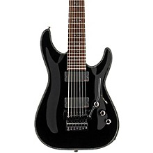 Hellraiser C-7 FR 7-String Electric Guitar Black