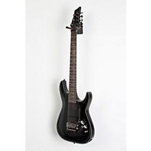 Schecter Guitar Research Hellraiser C-7 FR 7-String Electric Guitar Level 2 Black 888366075630