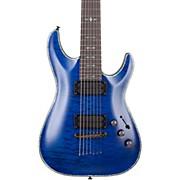 Schecter Guitar Research Hellraiser C-7 Passive Solid Body Electric Guitar