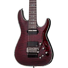 Hellraiser C-7 with Floyd Rose Sustaniac Electric Guitar Black Cherry
