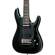 Hellraiser C-7 with Floyd Rose Sustaniac Electric Guitar Black