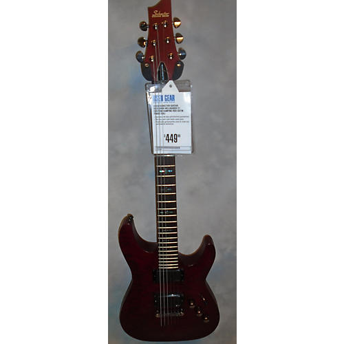 Schecter Guitar Research Hellraiser C1 Custom Solid Body Electric Guitar