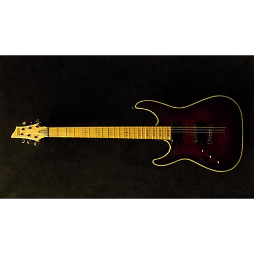 Schecter Guitar Research Hellraiser C1 Extreme Left Handed Electric Guitar-thumbnail