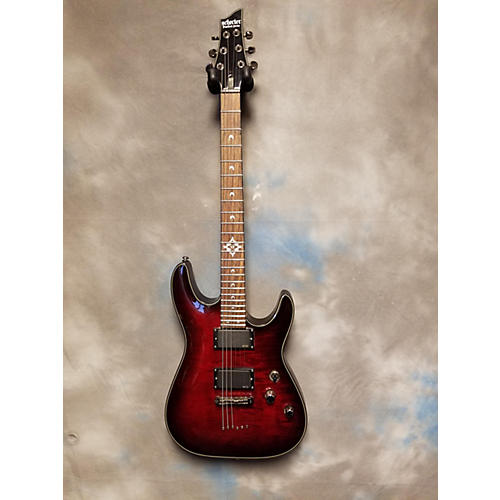 Schecter Guitar Research Hellraiser C1 Extreme Solid Body Electric Guitar-thumbnail