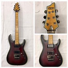 Schecter Guitar Research Hellraiser C1 Floyd Rose Extreme Solid Body Electric Guitar