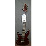 Schecter Guitar Research Hellraiser C1 Floyd Rose Sustaniac Left Handed Electric Guitar