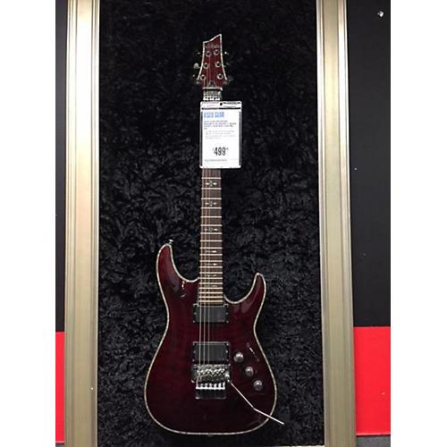 Schecter Guitar Research Hellraiser C1 Solid Body Electric Guitar-thumbnail