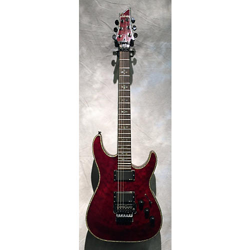 Schecter Guitar Research Hellraiser C1 Solid Body Electric Guitar-thumbnail