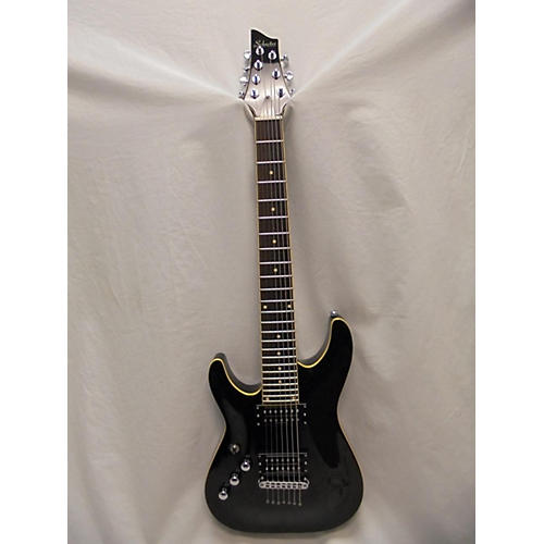 Schecter Guitar Research Hellraiser C7 7 String Left Handed Electric Guitar