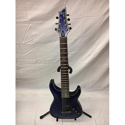 used schecter guitar research hellraiser c7 7 string solid body electric guitar guitar center. Black Bedroom Furniture Sets. Home Design Ideas