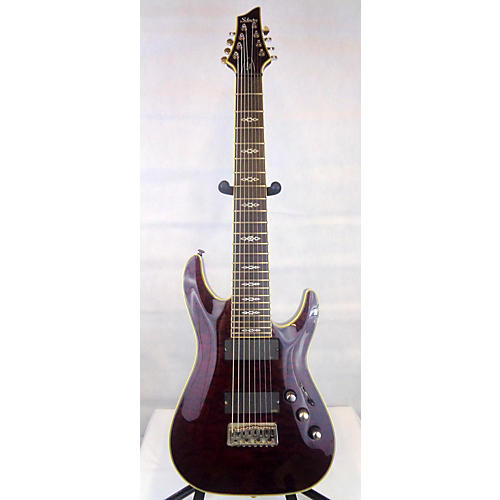 used schecter guitar research hellraiser c8 special 8 string solid body electric guitar guitar. Black Bedroom Furniture Sets. Home Design Ideas