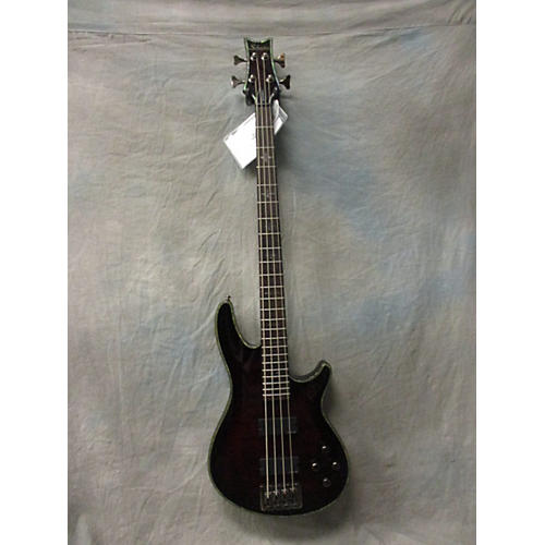 Schecter Guitar Research Hellraiser Extreme 4 String Electric Bass Guitar-thumbnail