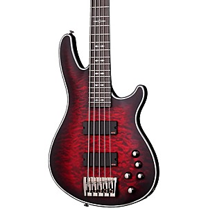 Click here to buy Hellraiser Extreme-5 Electric Bass Guitar by Schecter Guitar Research.