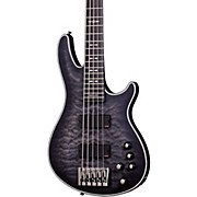 Schecter Guitar Research Hellraiser Extreme-5 Electric Bass Guitar