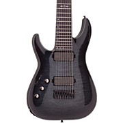 Schecter Guitar Research Hellraiser Hybrid C-8 8 String Left Handed Electric Guitar