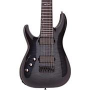 Schecter Guitar Research Hellraiser Hybrid C-8 8 String Left Handed Electric Guitar