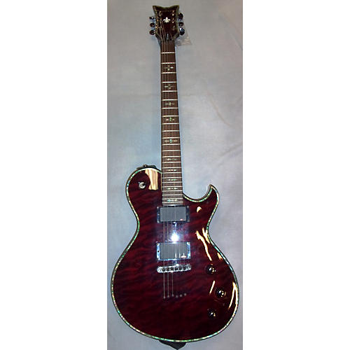 Schecter Guitar Research Hellraiser Solo 6 Solid Body Electric Guitar-thumbnail