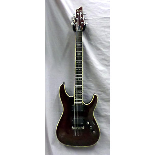 Schecter Guitar Research Hellraiser Special Solid Body Electric Guitar-thumbnail