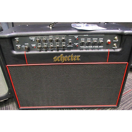 Schecter Guitar Research Hellraiser Stage 100 Tube Guitar Combo Amp