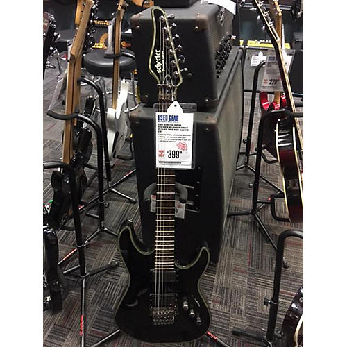 Schecter Guitar Research Hellraiser Sunset FR Solid Body Electric Guitar-thumbnail