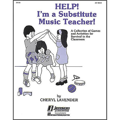 Hal Leonard Help! I'm a Substitute Music Teacher Book
