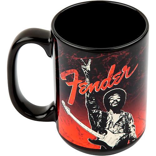 Fender Hendrix Peace Sign Mug-thumbnail