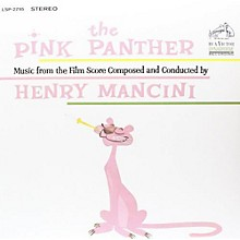 Henry Mancini - Pink Panther (Music from the Film Score)