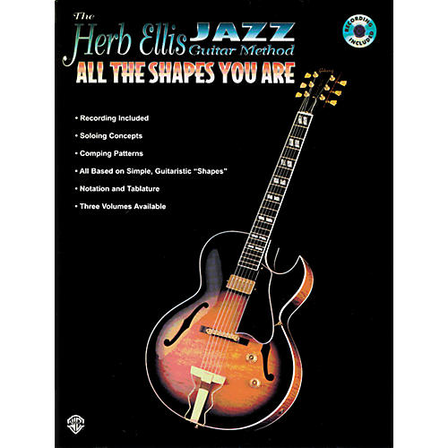 Alfred Herb Ellis - All The Shapes You Are Book/CD