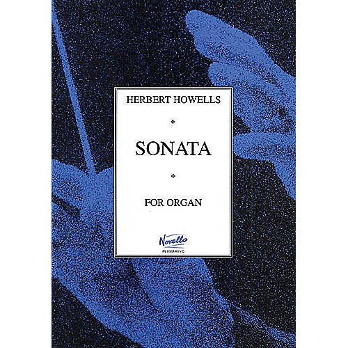 Music Sales Herbert Howells: Sonata For Organ Music Sales America Series