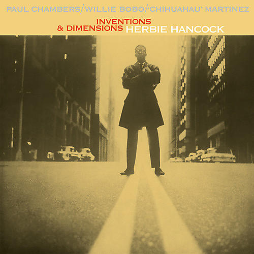 Alliance Herbie Hancock - Inventions & Dimensions