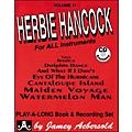 Jamey Aebersold Herbie Hancock Play-Along Book and CD-thumbnail