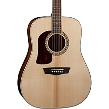 Washburn Heritage 10 Series HD10SLH Left-Handed Acoustic Guitar