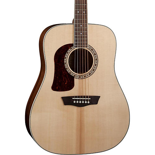 Washburn Heritage 10 Series HD10SLH Left-Handed Acoustic Guitar-thumbnail