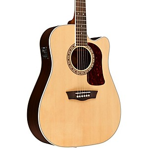 Washburn Heritage 20 Series HD20SCE Acoustic-Electric Dreadnought Guitar by Washburn