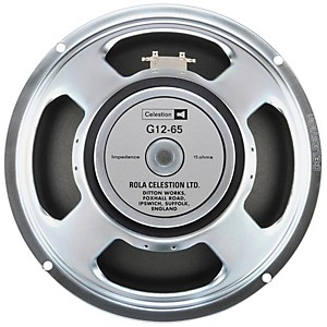 Celestion Heritage G12-65 65W, 12 inch Vintage Guitar Speaker by Celestion
