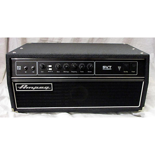 Ampeg Svt Heritage : used ampeg heritage svt cl classic 300w tube bass amp head guitar center ~ Hamham.info Haus und Dekorationen