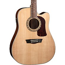 Heritage Series HD10SCE Acoustic-Electric Cutaway Dreadnought Guitar Natural