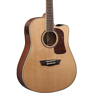 Washburn Heritage Series HD12SCE Dreadnought Acoustic-Electric Guitar by Washburn