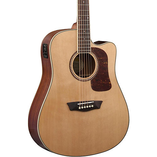 Washburn Heritage Series HD12SCE Dreadnought Acoustic-Electric Guitar-thumbnail