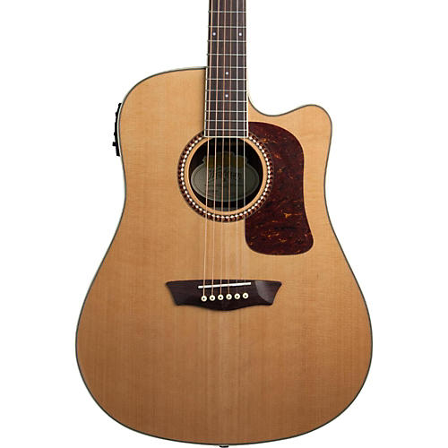 Washburn Heritage Series HD23SCE Dreadnought Acoustic-Electric Guitar-thumbnail