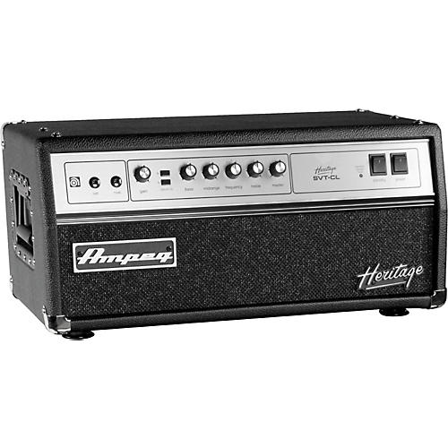 Ampeg Heritage Series HSVT-CL 300W Tube Bass Amp Head-thumbnail