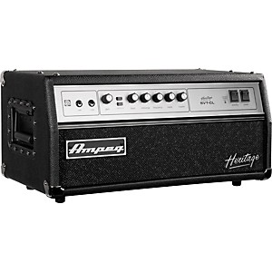 Ampeg Heritage Series SVT-CL 2011 300 Watt Tube Bass Amp Head by Ampeg