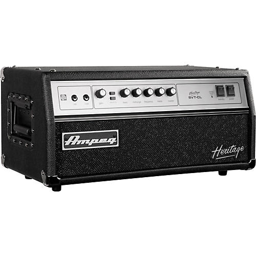Ampeg Heritage Series SVT-CL 2011 300W Tube Bass Amp Head