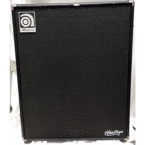 Ampeg Heritage Series SVT410HLF 500W 4x10 Bass Cabinet-thumbnail