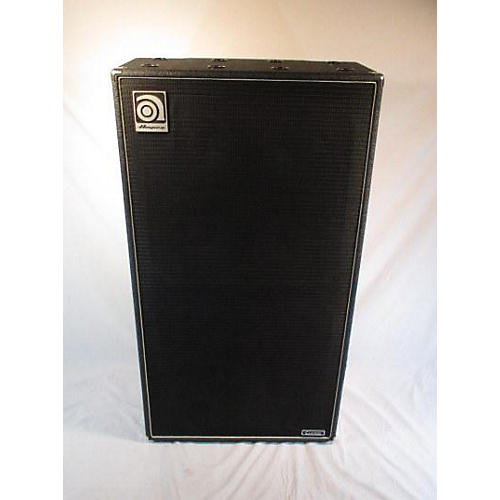 Ampeg Heritage Series SVT810E 800W 8x10 Bass Cabinet