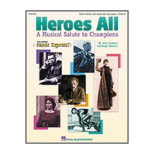 Hal Leonard Heroes All-A Musical Salute to Champions Performance CD-thumbnail