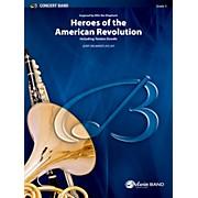 BELWIN Heroes of the American Revolution Concert Band Grade 3 (Medium Easy)